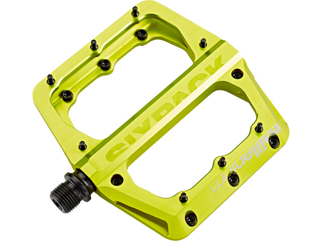 Sixpack Millenium 2.0 Pedals electric-green